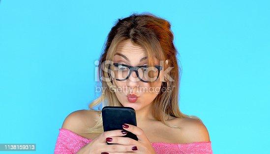 538883870istockphoto Beautiful lady surfing on the internet 1138159313