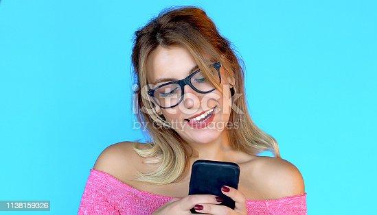 538883870istockphoto Beautiful lady surfing on the internet 1138159326