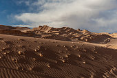 A beautiful landscape from Atacama Desert