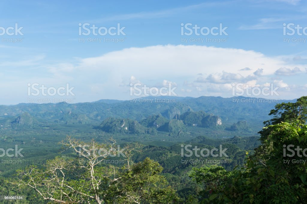 Beautiful landscape in Thailand - Royalty-free Adventure Stock Photo