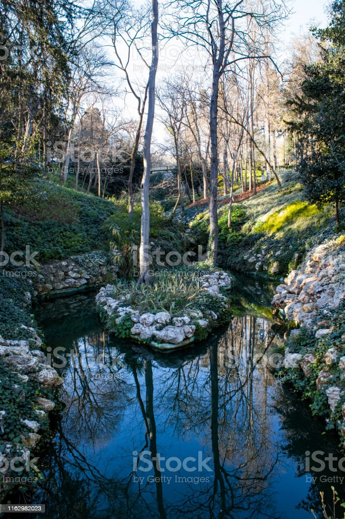 Beautiful Landscape Natural Textures In The Nature Garden Wallpaper Background Stock Photo Download Image Now Istock