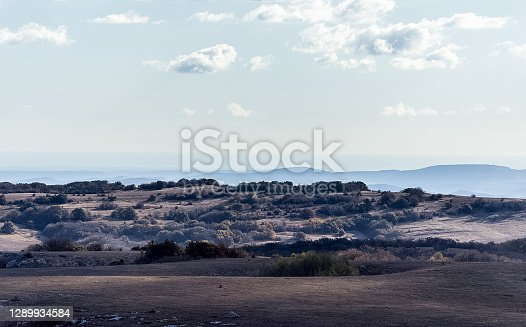 istock beautiful landscape of Crimea, nature Crimea. 1289934584