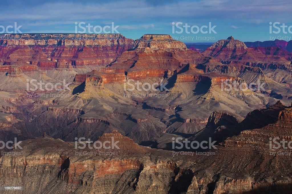 Beautiful Landscape of Grand Canyon National Park, Arizona royalty-free stock photo