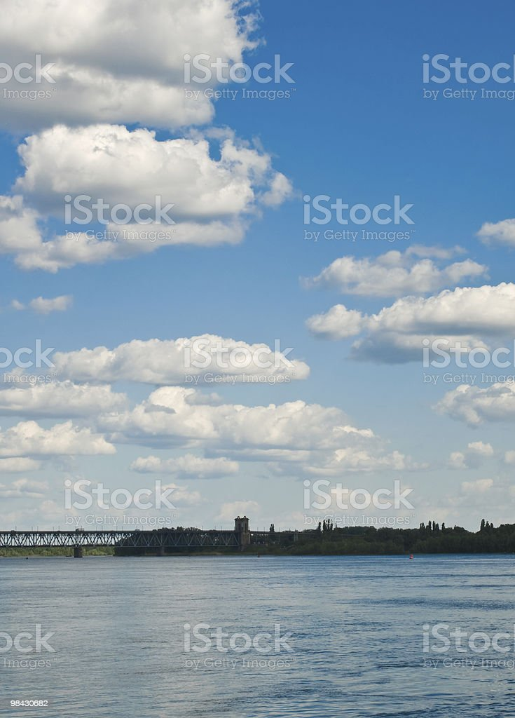 beautiful landscape royalty-free stock photo