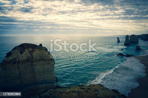 A beautiful landscape view of the