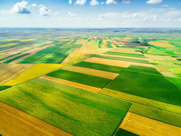 Schöne Landschaften und Landwirtschaft, Farmen und ranches – Foto