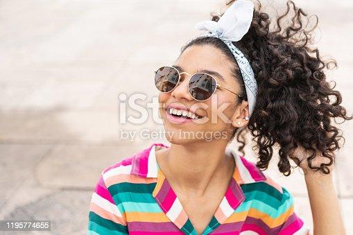 Teenage Girls, Women, Smiling, Portrait, Beauty