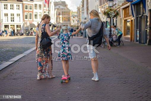 Beautiful Lesbian Tourists in Gouda