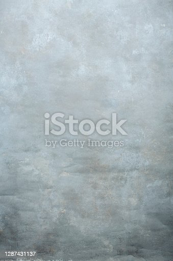 Beautiful  light  grey textured backdrop studio wall