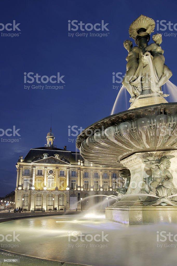 Place de la Bourse - Photo