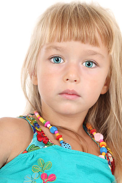 Royalty Free Blonde Hair Green Eyes Girl Pictures Pictures, Images And Stock Photos -7328