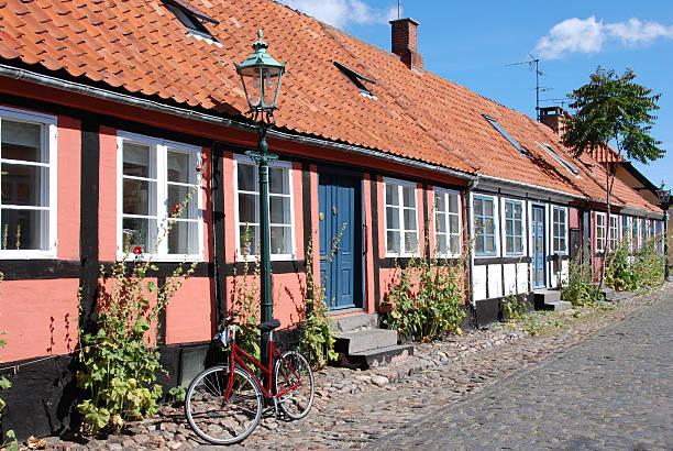 Schöne kleine Häuser – Foto