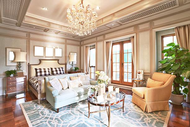 Schönes Wohnzimmer – Foto