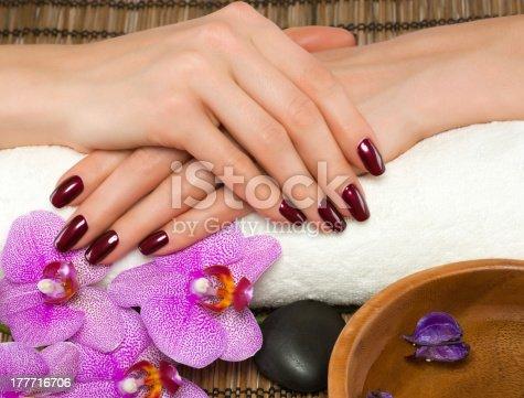 1147741037istockphoto Beautiful manicure 177716706
