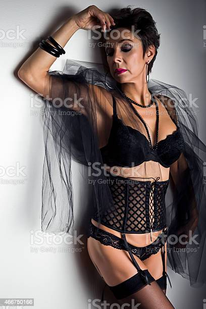 Mature Black Women In Lingerie