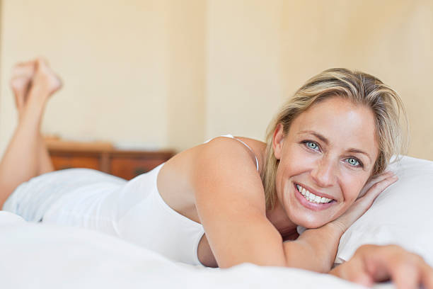 Good Looking Older Women Stock Photos, Pictures & Royalty
