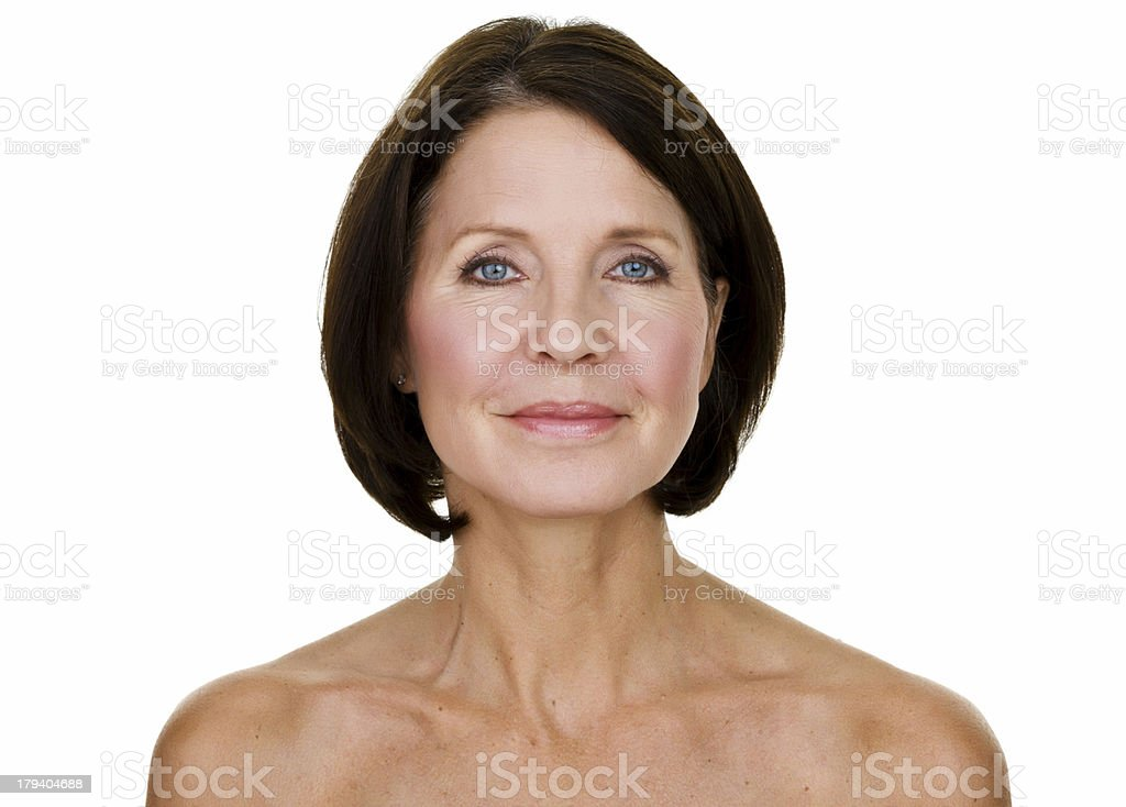 65 year old woman nude