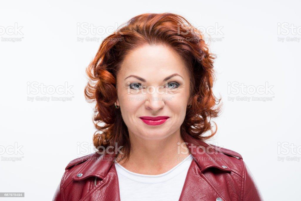 Redhead Mature Women