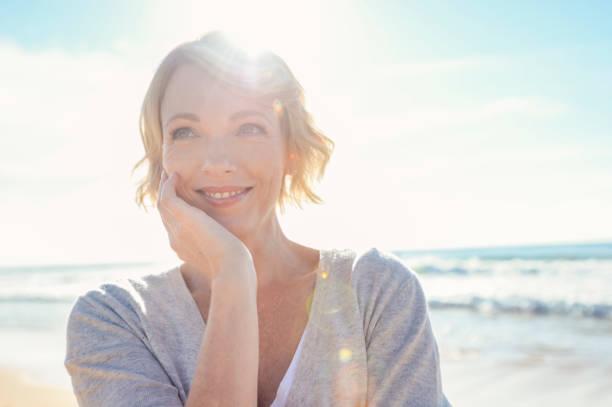 Beautiful mature woman portrait on the beach picture id961624412?b=1&k=6&m=961624412&s=612x612&w=0&h=5b rs3eq3l5mistpvdtlowlzwpqz1wtqvqfzmtikuda=