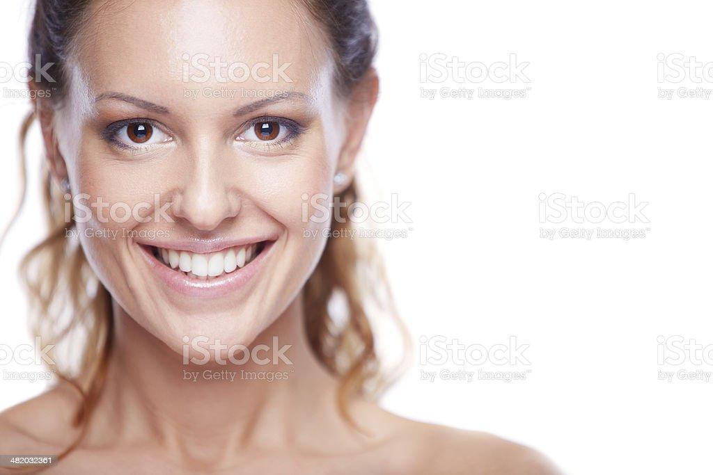 Wunderschöne Modell Lizenzfreies stock-foto