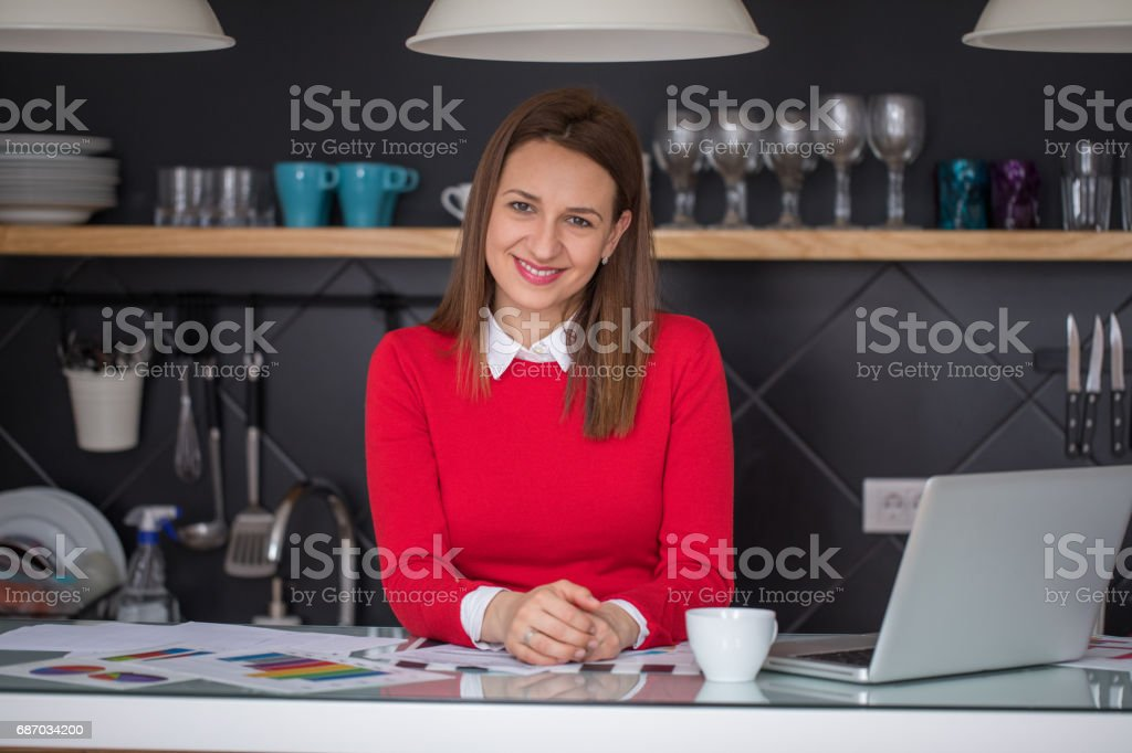 Wunderschöne moderne lady Lizenzfreies stock-foto