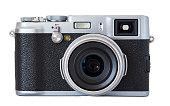 Beautiful Modern Retro Camera
