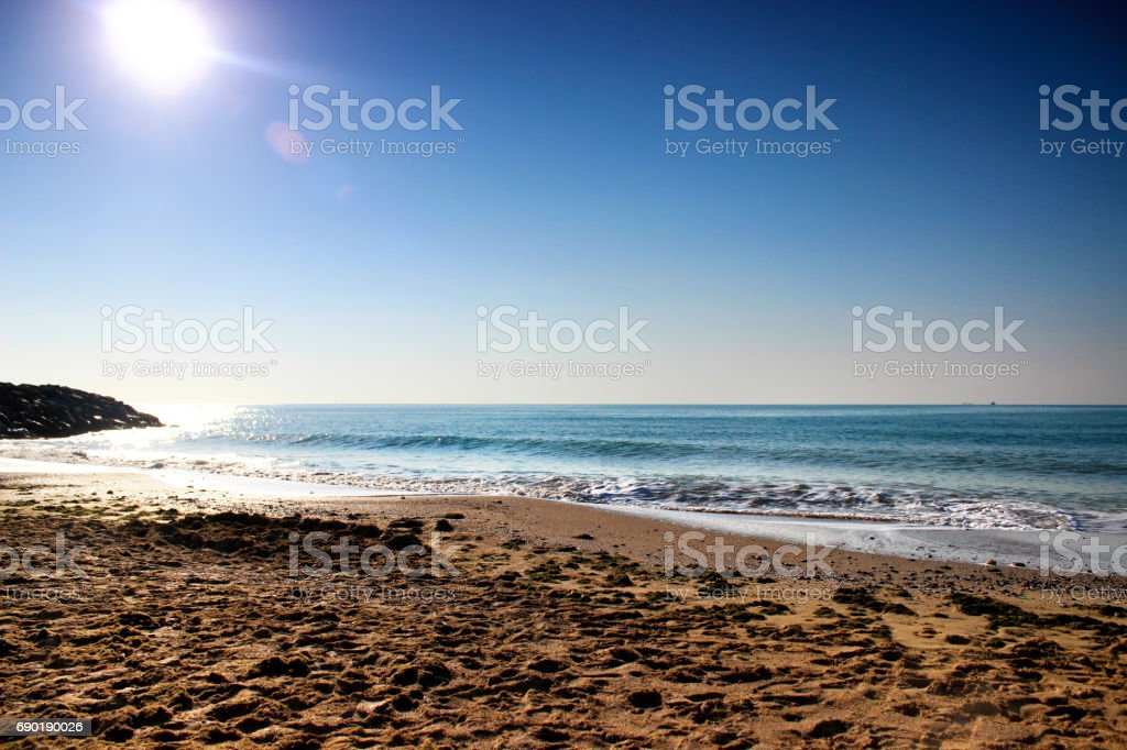 Schönen Guten Morgen Seelandschaft Stockfoto Und Mehr Bilder