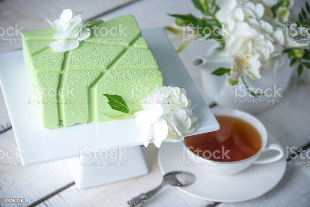 Schönen Guten Morgen Tee Hochzeitstafel Mit Einem