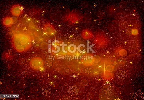 istock Beautiful multi colored holiday background 869716952