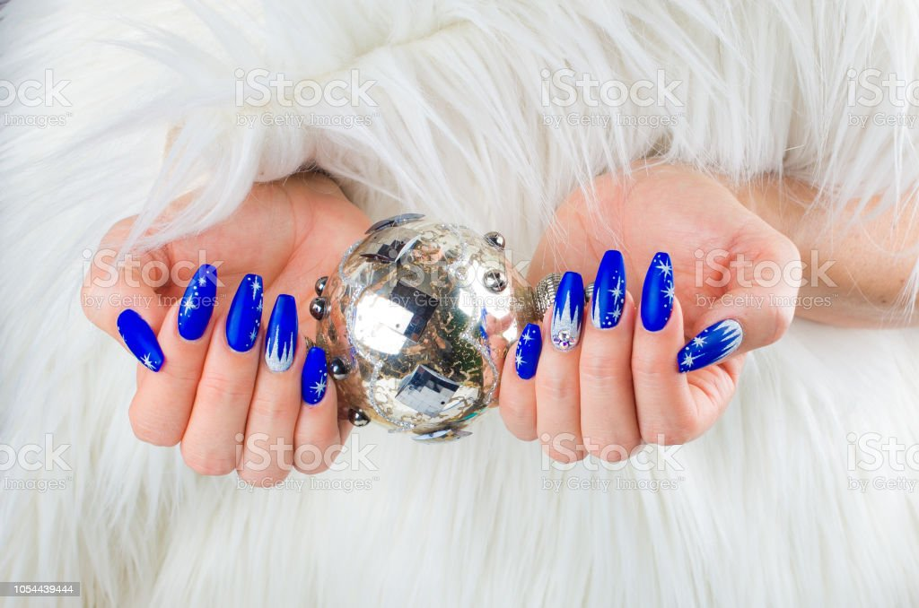 beautiful nail decorations for your christmas and new year parties stock photo download image now istock beautiful nail decorations for your christmas and new year parties stock photo download image now istock