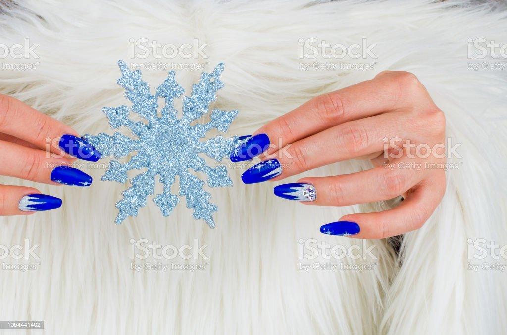 Uñas Hermosas Decoraciones Para Sus Fiestas De Navidad Y Año