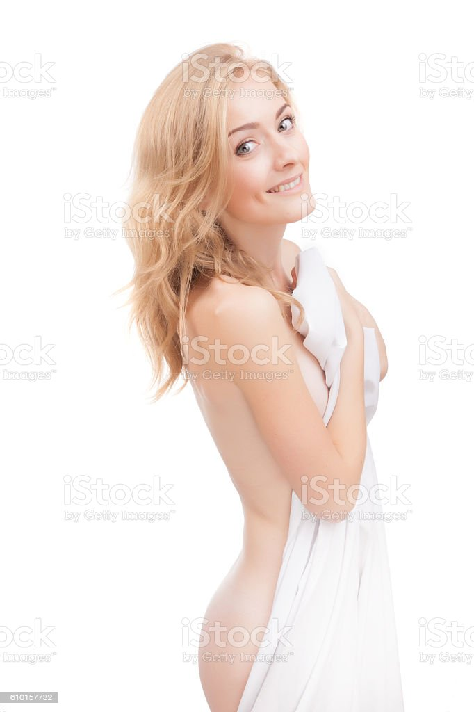 Beautiful Naked Girl Royalty Free Stock Photo