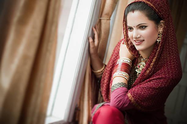 Best Salwar Kameez Stock Photos, Pictures & Royalty-Free