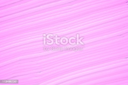 939873258 istock photo Beautiful of line gradient pink pastel color abstract background of paper texture. Contemporary art. - Image. 1134882051