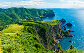 美しい島。隠岐の島の大自然です。