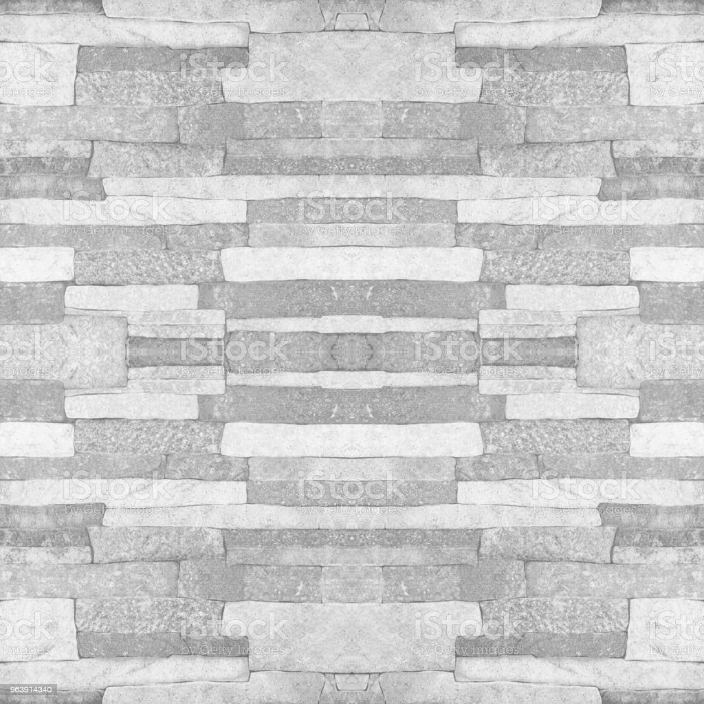 Beautiful old wall tiles patterns in park public. - Royalty-free Abstract Stock Photo