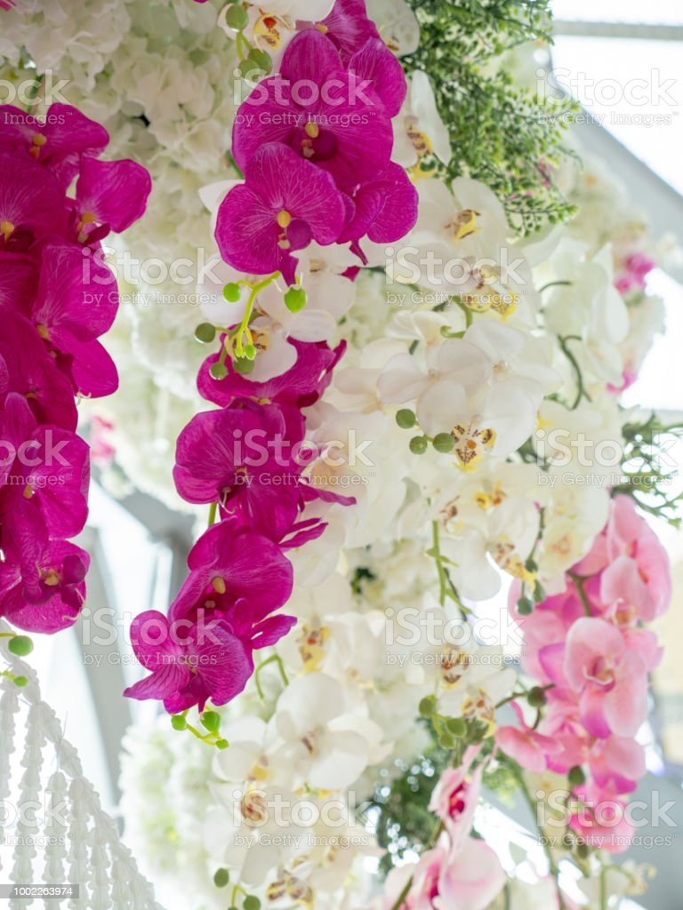 Beautiful orchid flower bouquet of orchid flower stock photo more beautiful orchid flower bouquet of orchid flower royalty free stock photo izmirmasajfo