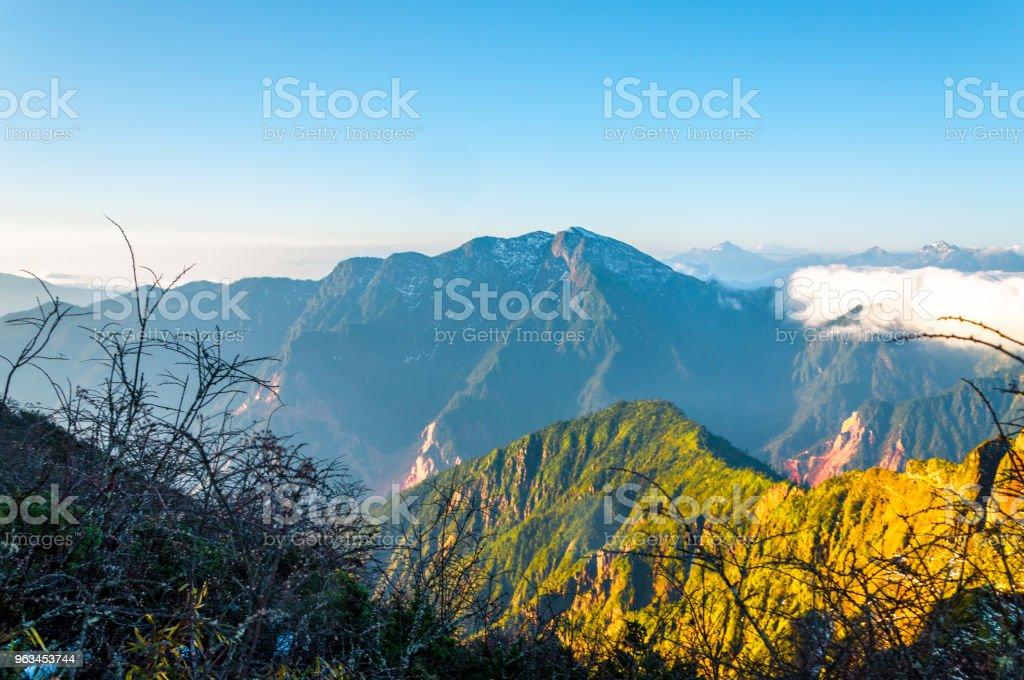 Magnifiques paysages naturels en plein air - Photo de Alpinisme libre de droits