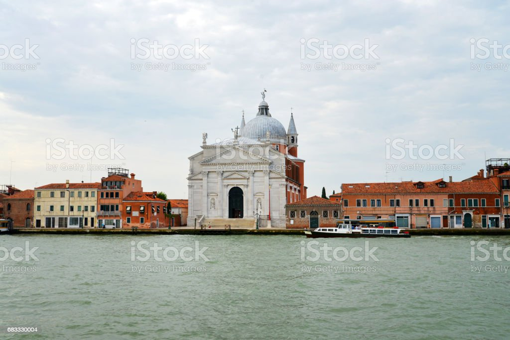 Beautiful panorama of Venice royalty-free stock photo