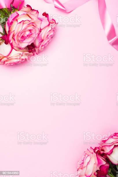 Beautiful pink rose decorative confetti hearts and pink ribbon on picture id901944950?b=1&k=6&m=901944950&s=612x612&h=nh2g8six5azkkvqggdllb9buckrwscgfus0xsc42l6o=