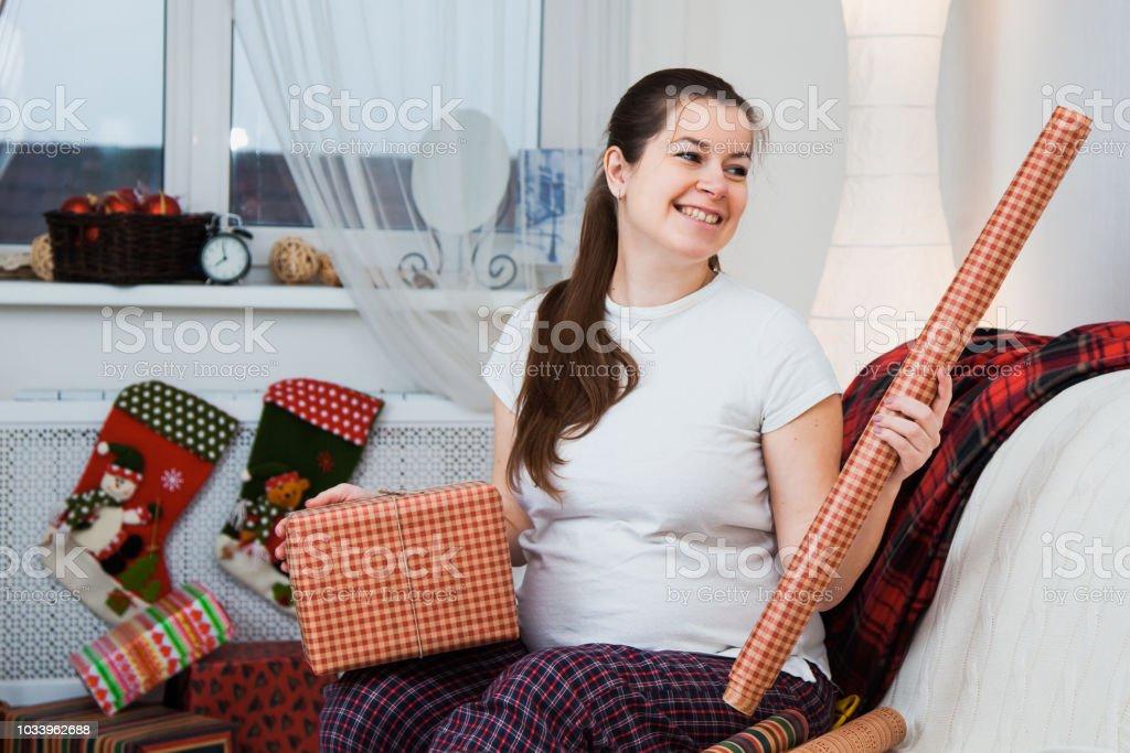weihnachten schwanger nackt