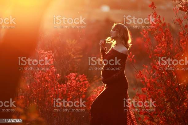 Beautiful pregnant woman with blond hair in long red dress picture id1145207669?b=1&k=6&m=1145207669&s=612x612&h=ads02yvblvjnmd71 nmplkbp6g4cx2j0 2wmkwkuwoq=
