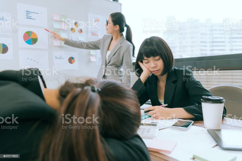 beautiful professional business manager woman stock photo