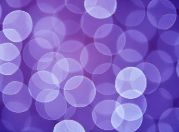 schöne lila Bokeh, Hintergrund für das neue Jahr – Foto
