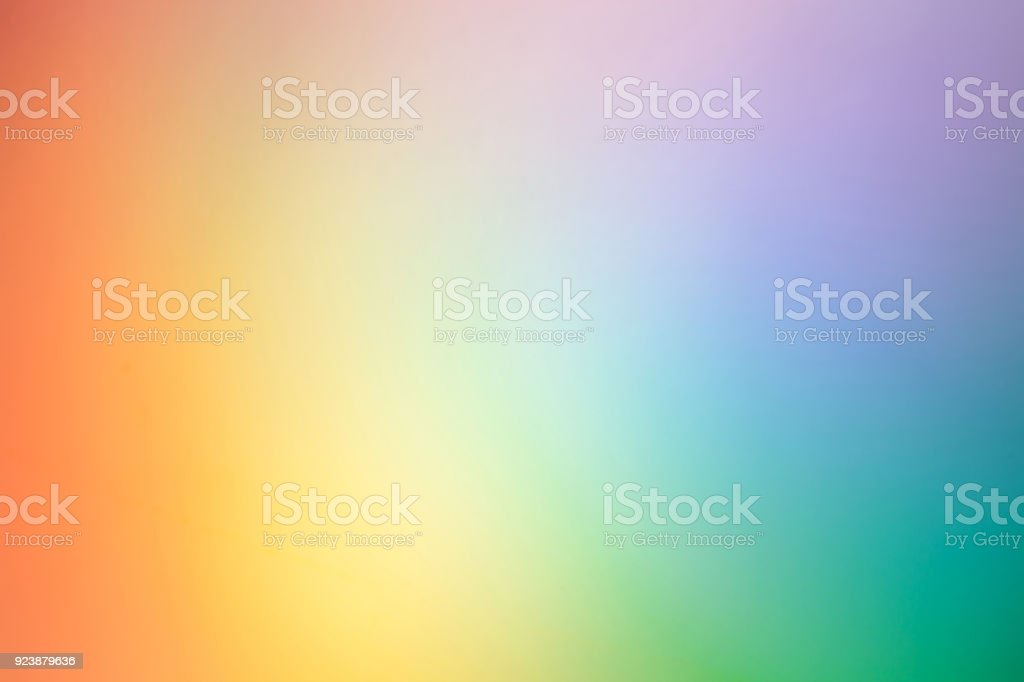 Beautiful rainbow backgrounds stock photo