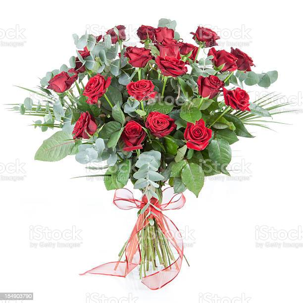 Beautiful red roses and foliage bouquet with lace bow picture id154903790?b=1&k=6&m=154903790&s=612x612&h=sciuaziysmhj yu5djzdxaaekpxy3vau1bgsxp gcge=