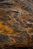 Beautiful rock formation