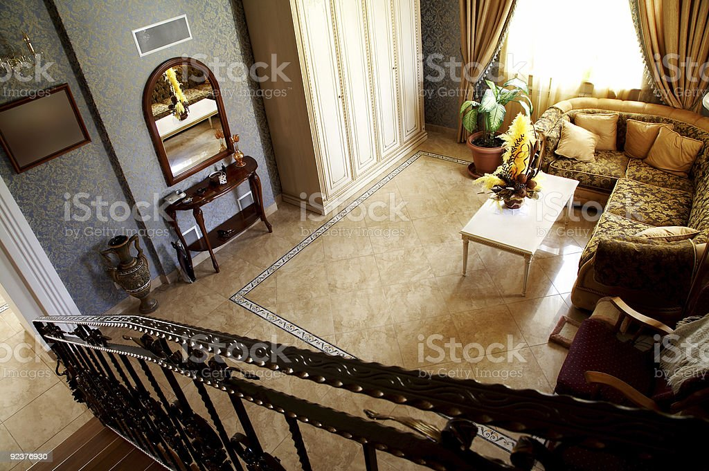 beautiful room royalty-free stock photo