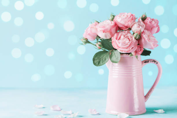 Beautiful rose flowers in pink vase for womens day or mothers day picture id1079764792?b=1&k=6&m=1079764792&s=612x612&w=0&h=90anhjkg4nj34z8kror1f6hyujgrojct2c 1meam vw=