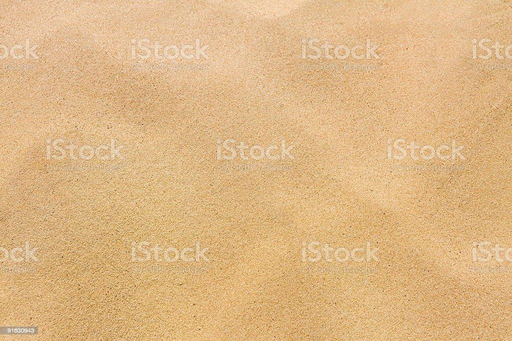 beautiful sand background royalty-free stock photo